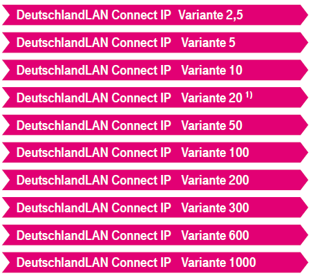 DeutschlandLAN-Connect-IP-Varianten