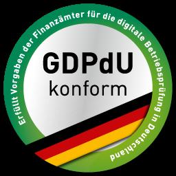 GDPdU-Siegel